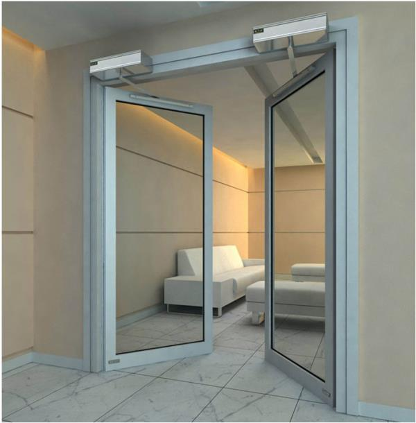 AUTOMATIC SWIG DOOR