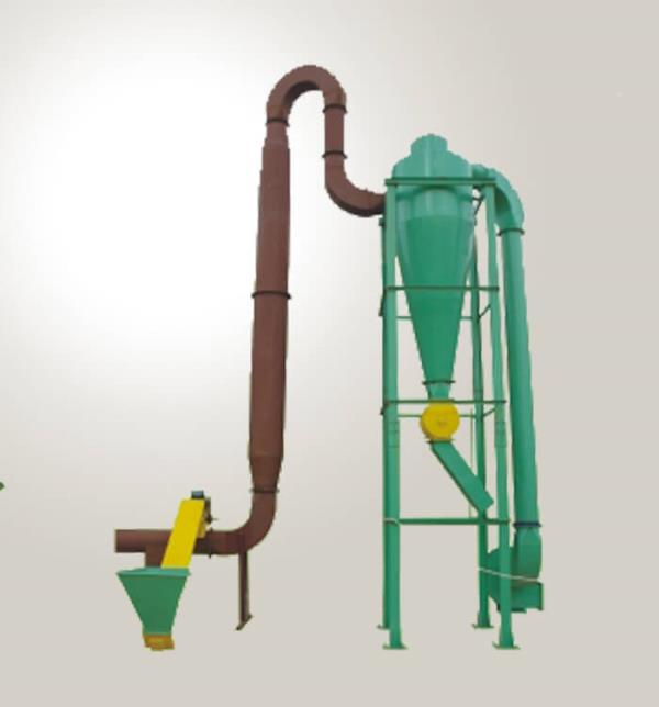 Biomass Turbo Dryer Machine