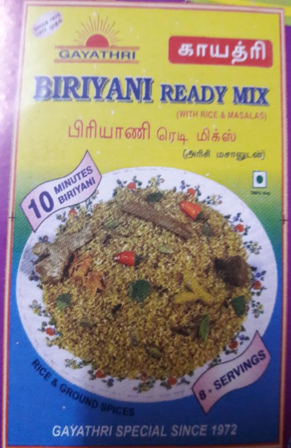 Biryani Ready Mix
