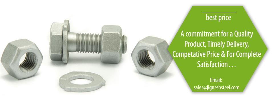 316 Stainless Steel Nuts