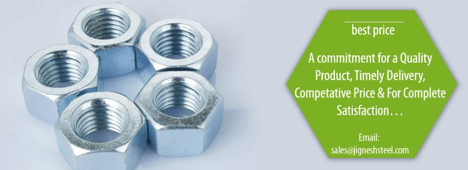 316L Stainless Steel Nuts