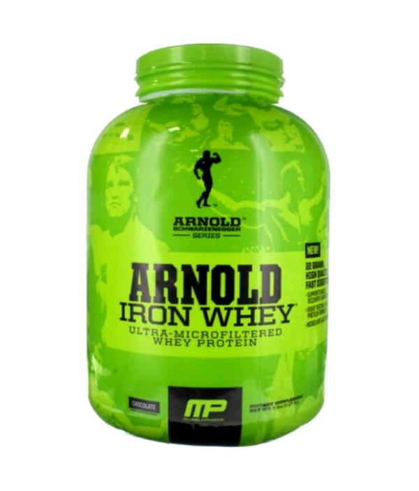 Arnold Series Iron Whey 5LBS. Clearance Sale.