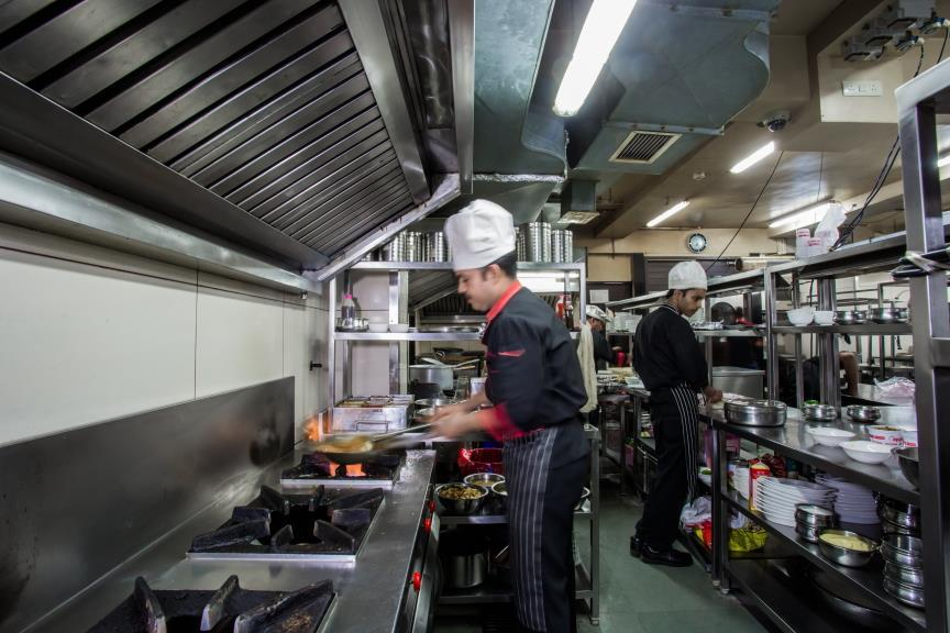 Food Court Kitchen Equipment's