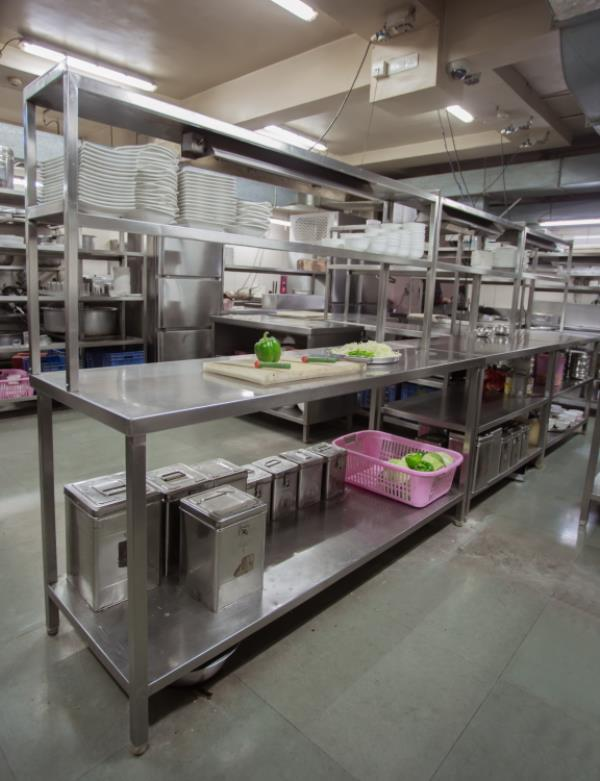 Hotel Kitchen Equipment's