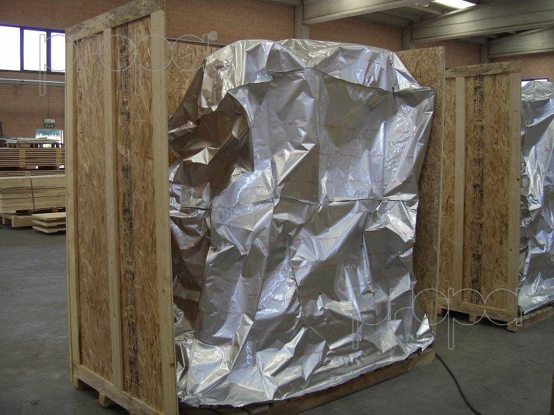 Vacuum Barrier Bag