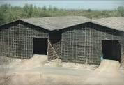 We are specialist of erection of temporary monsoon sheds.Monsoon shed materials such as Saroo vassa, Rocket bamboos for roof make. 5 layes of HDPE laminated tarpaulins. 100% waterproof on roof coveres and extra protection of LDPE. A grade sheets of tarpaulins and expert staff providing best round-the-clock services.MONSOON SHED according to the hight of each gala are expected as per any specification required by our customers.We are dealing in all kind of packing materials at very reasonable rate.Send us your requirement and specification and our sales executive will be at your table.