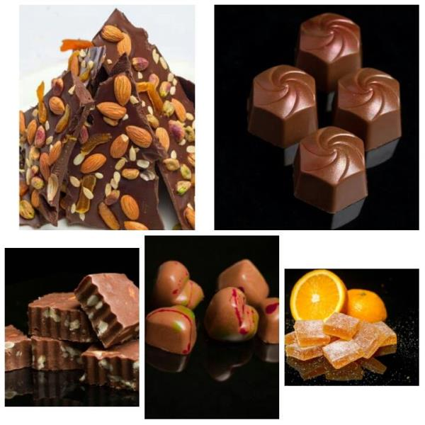 The Chocolate Mansion -  Homemade Chocolates and Bakes