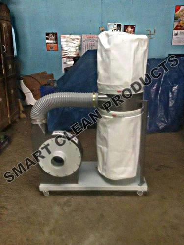 Single Bag System Wood Dust Collector
