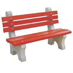 Rcc Chair Bench Without Arm Rest