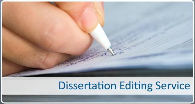 Dissertation-Editing Services