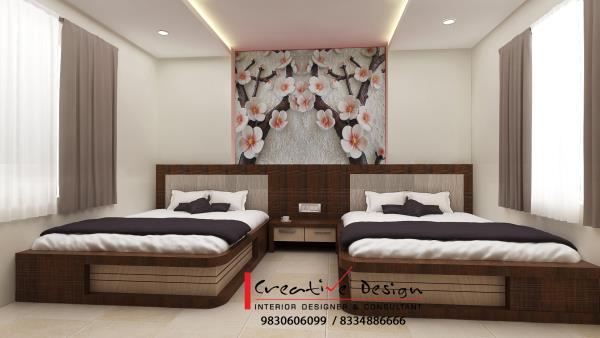 resort room design..