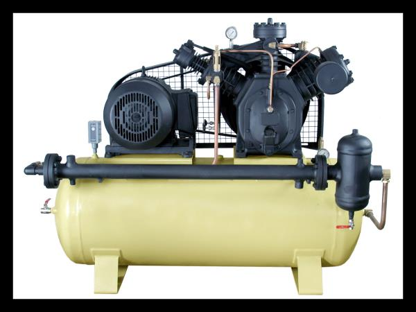 Electric Industrial Air Compressors