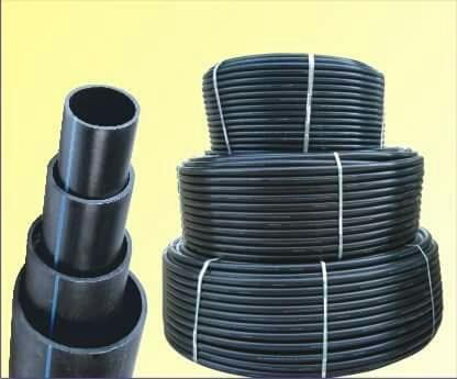 Hdpe Pipe And Coil