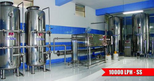 Large Reverse Osmosis Plant