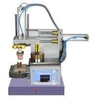 Single Pneumatic Pad Printing Machine