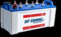 SF Sonic Power Box PBX1350  135 AH Inverter Battery