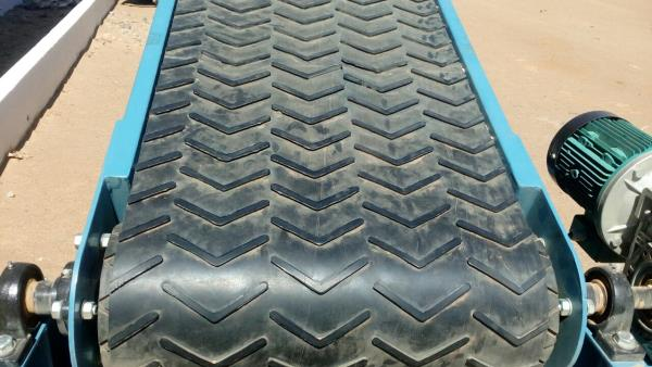 Multi V Rubber conveyor belts