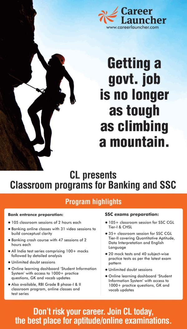 Banking+SSC Crash Course - 3 Months