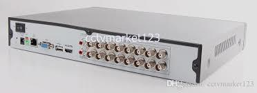 DAHUA 16 CHANNEL DVR