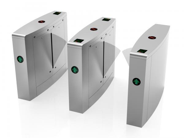 AUTOMATIC TURNSTILE BARRIER