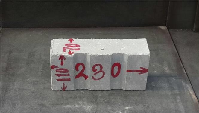 FLY ASH BRICKS (SAND LIME BRICKS)