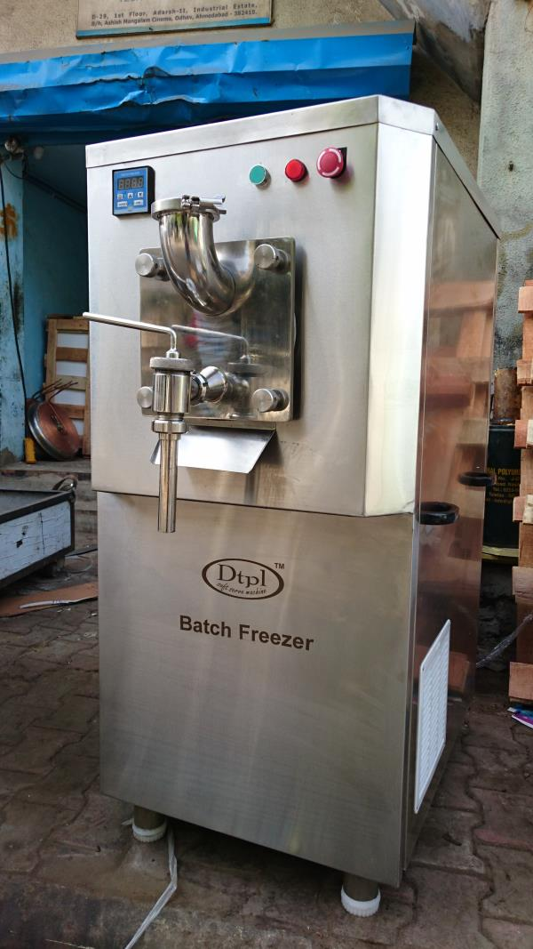 Batch Freezer