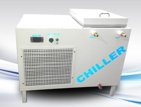 Water Chiller On Line 2 TR