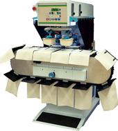 Pad Print Machinery: ICN-150L with Linear Conveyor
