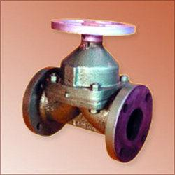 Diaphragm Valves Weir Type
