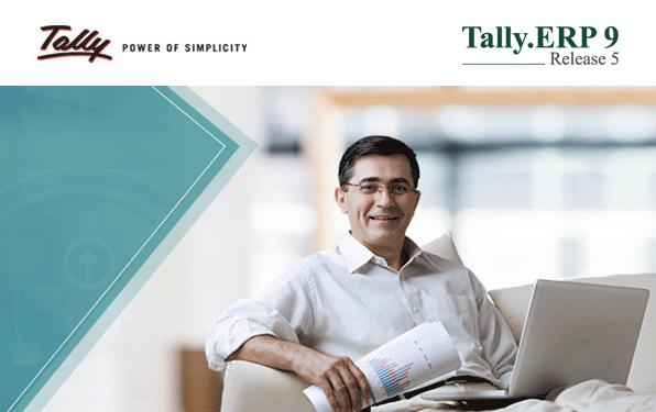 Tally.ERP 9 Release 5 with TSS Subscription
