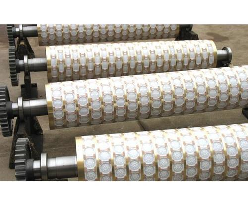 Biscuit Rollers PTFE Coating Services