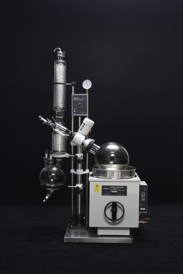 SENCO  Rotary Evaporator SENCO Tandem Receiving By KD Traders