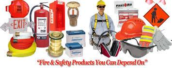 FIRE & SAFETY EQUIPMENTS