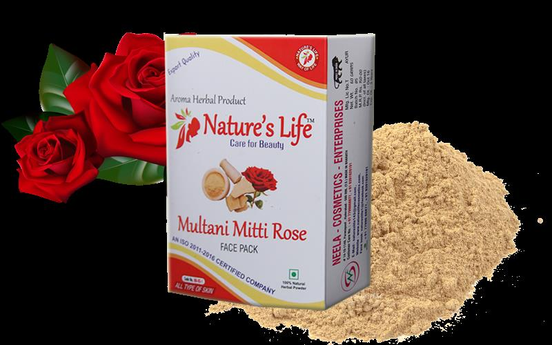 Multani Mitti Rose