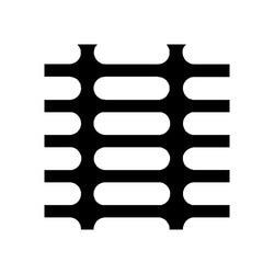 Square End Slot Holes Perforated Sheet