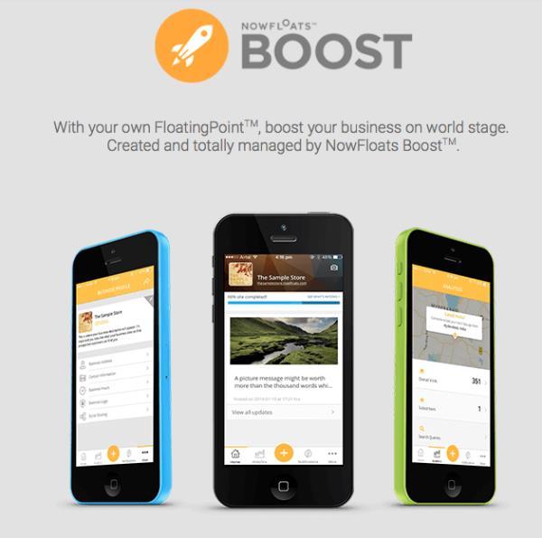 Google Online Promotion App ( Boost )