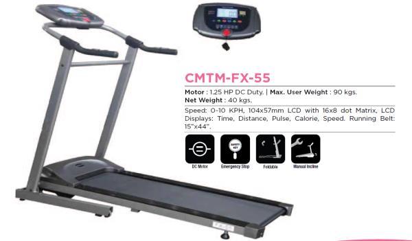 COSCO Treadmill FX55