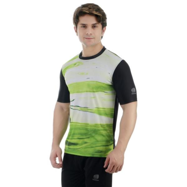 Sports Men's Printed T-Shirt