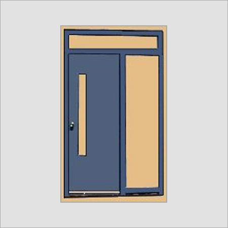 Double Sheet Flush Door
