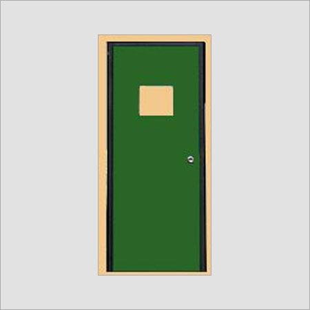 Single Sheet Flush Door