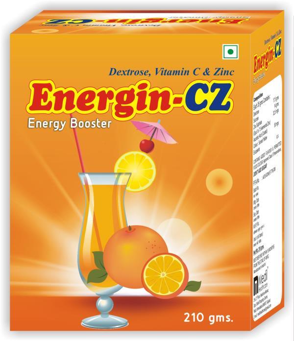 ENERGIN CZ (Orange)