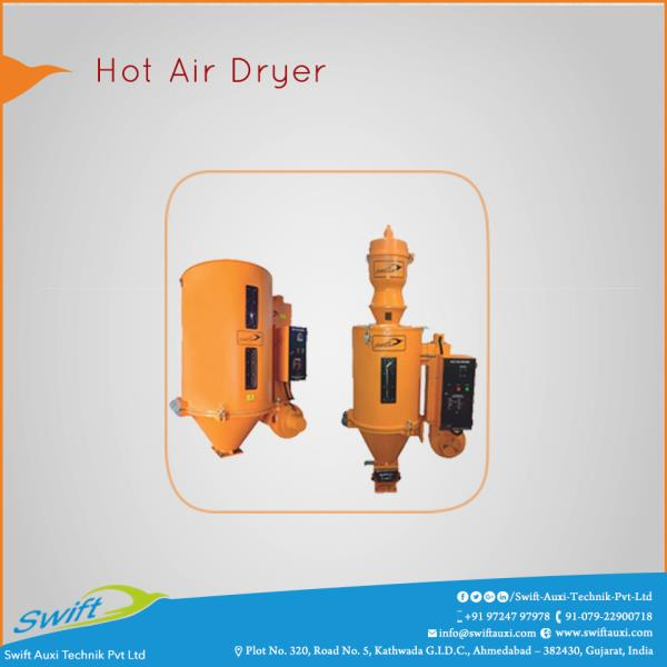 Hot Air Dryer Manufacturers in Ahmedabad