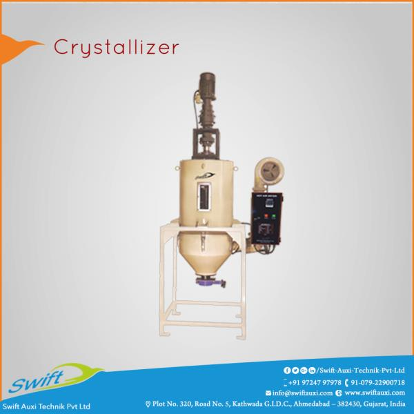 Crystallizer Manufacturers in Ahmedabad