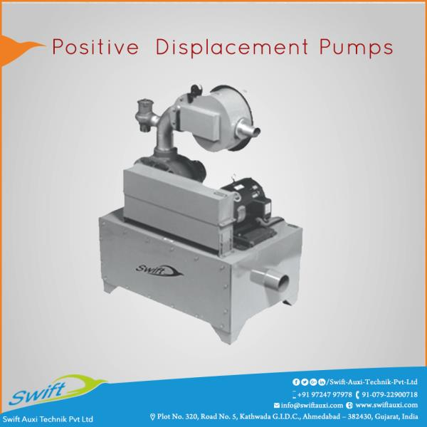Positive Displacement Pumps Manufacturers in Ahmedabad
