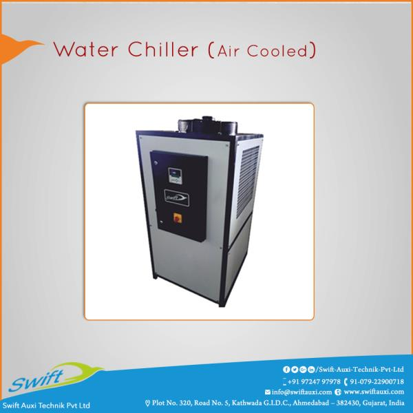 Water Chiller Manufacturers in UAE