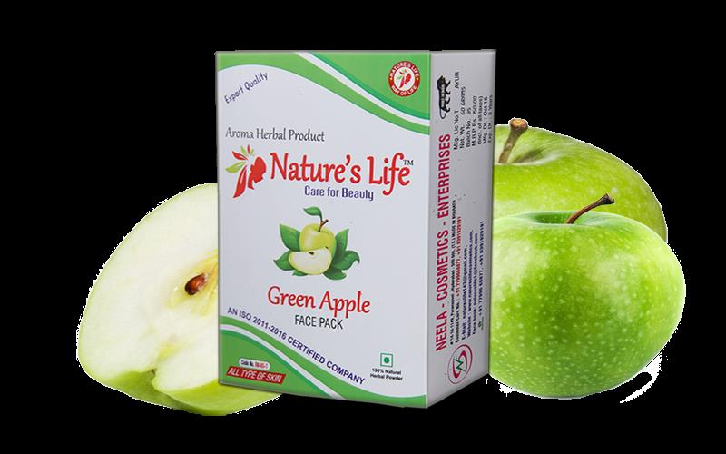 Green Apple Face Pack