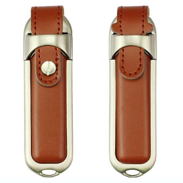 Leather shape Pendrive