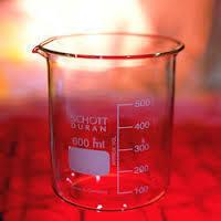 Amber Ink Scientific Glass