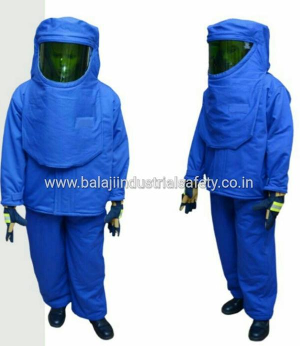 Arc Flash Suit