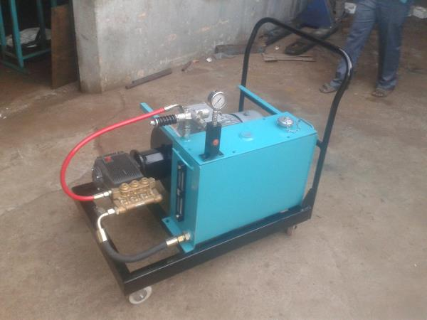 High Pressure Water test pump